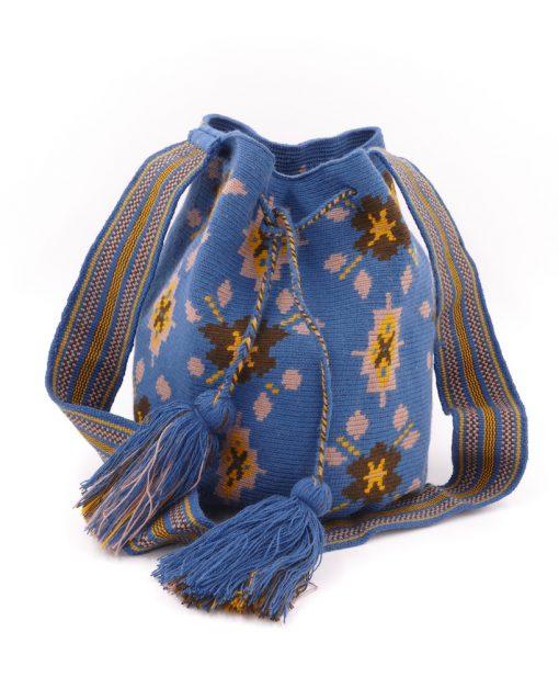 Wayuu bags, ethnic bags with bohemian chic style