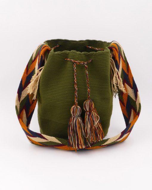 Colombian bags handmade by native Wayuu people