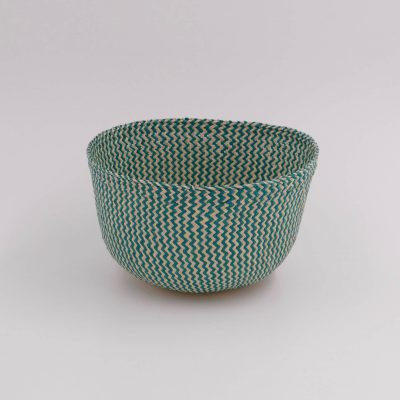 Ethnic small storage basket
