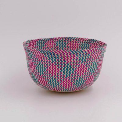 Small decorative storage basket
