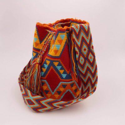 Double Thread Wayuu Bags