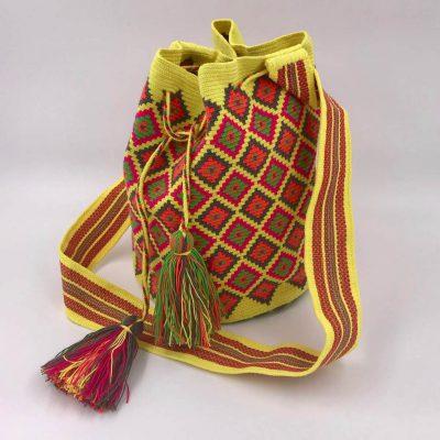 sac wayuu bandoulière
