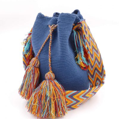 Ethnic and handmade Colombian bag
