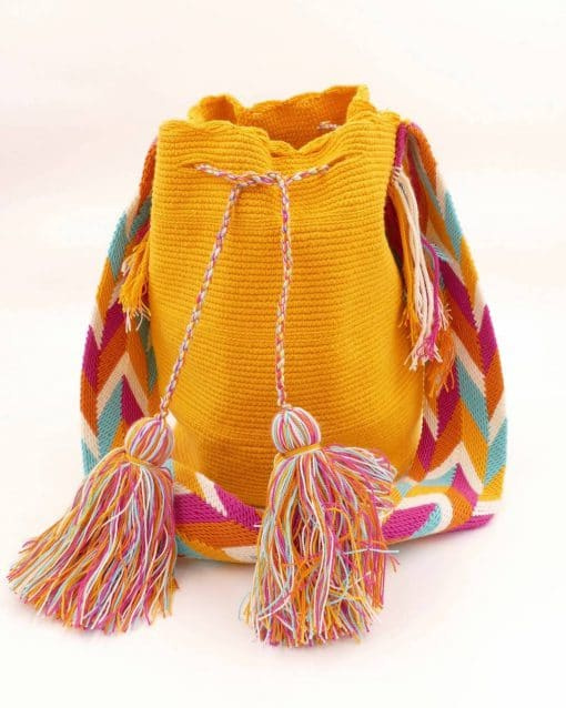 Handwoven Colombian bag