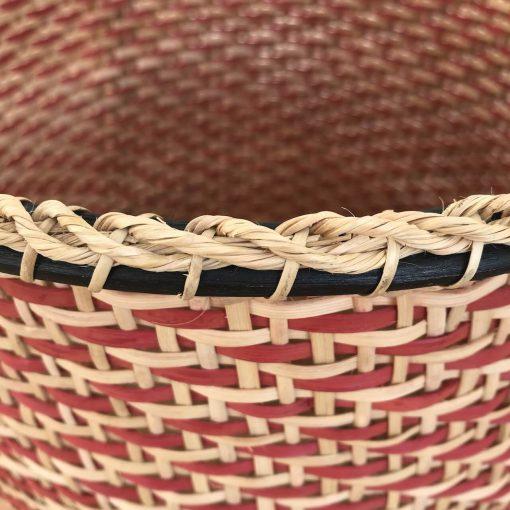 panier de rangement fibre naturel