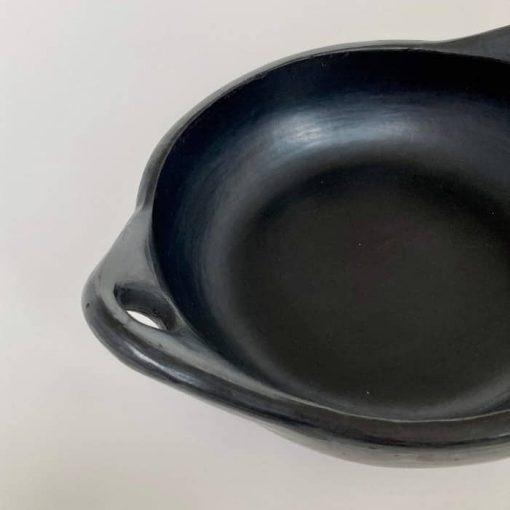 beautiful black pottery