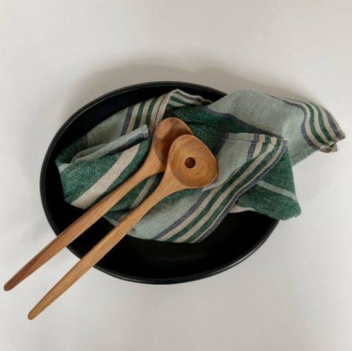 la chamber serving plate