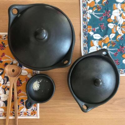 La Chamba dishes plates