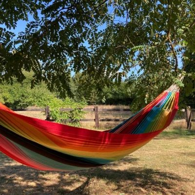 Our hammock Tierra is a very comfortable hammock for the outdoor