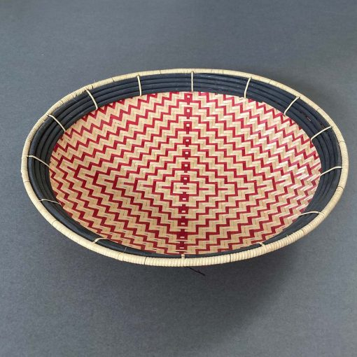 round wall basket