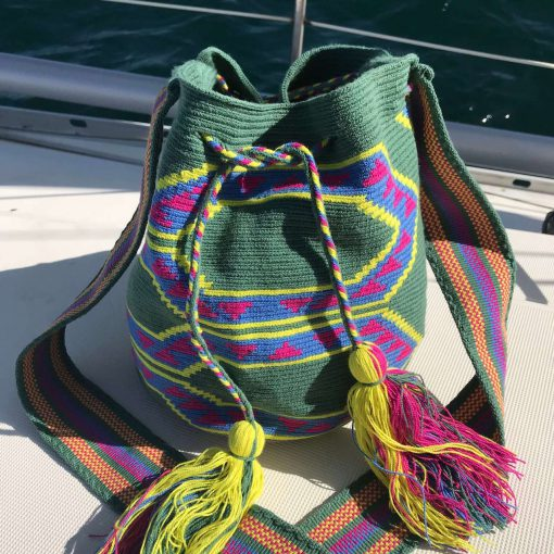 Beach bag Colorful bag