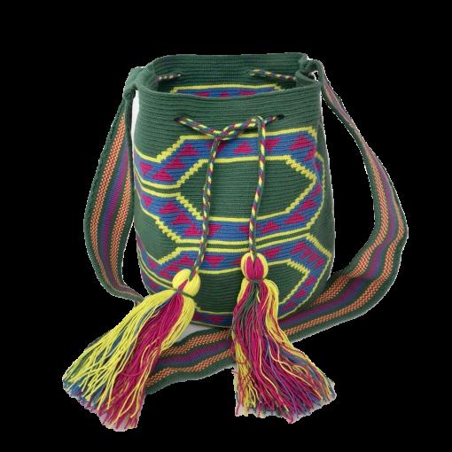 Shoulder crochet bag handmade in Colombia