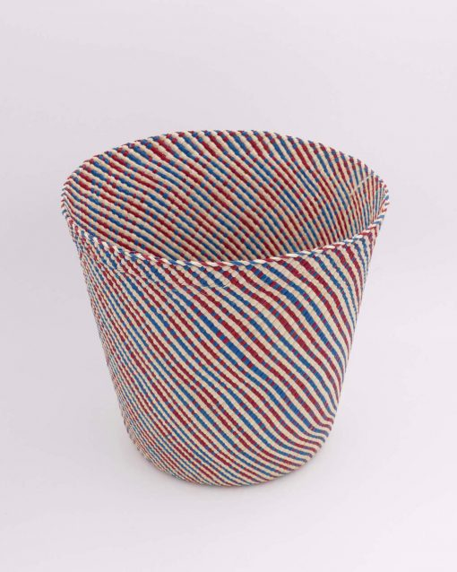 Small Woven Natural Basket