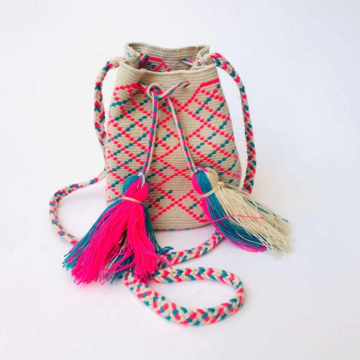 small Colombian wayuu bag
