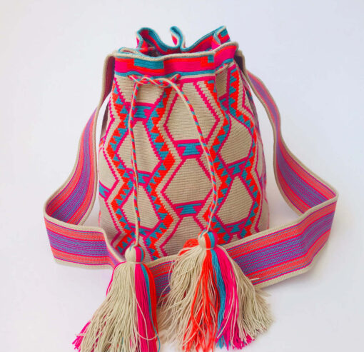 Bright colombian bag