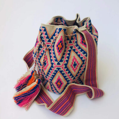 Beach Wayuu Bag Colombia