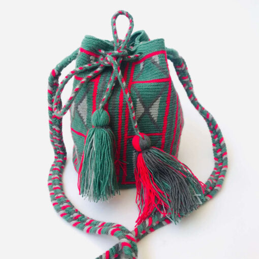 small authentic wayuu michela