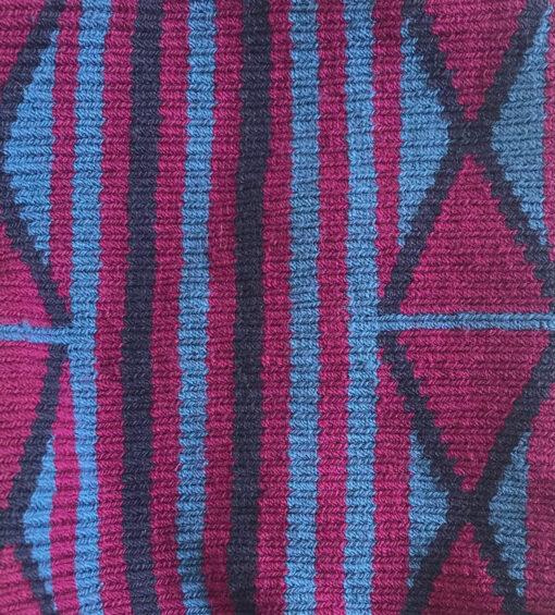 small wayuu mochila colombia
