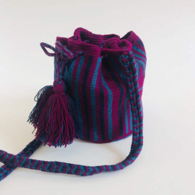 small colombian ethnic bag