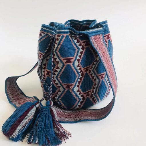Wayuu ethnic shoulder bag